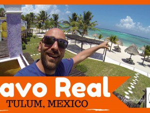 GO DECIBEL ✈ Pavo Real Beach Resort Tulum Messico Viaggio / Riviera Maya - Mexico