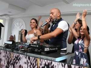 Wedding DJ Decibel Bellini