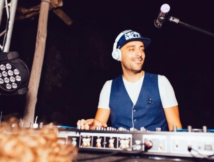 DJ Decibel Bellini (Capri)